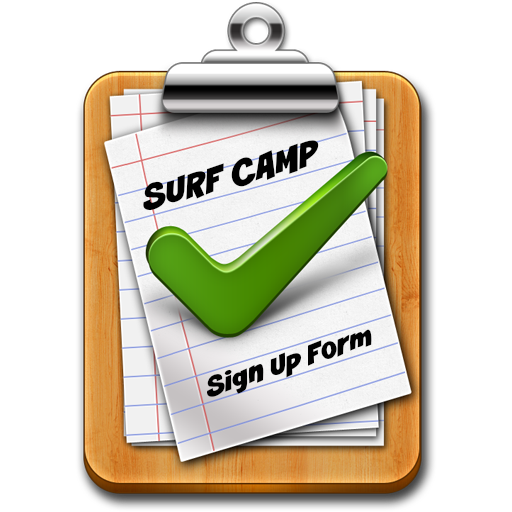 L.A. surf camps registration form